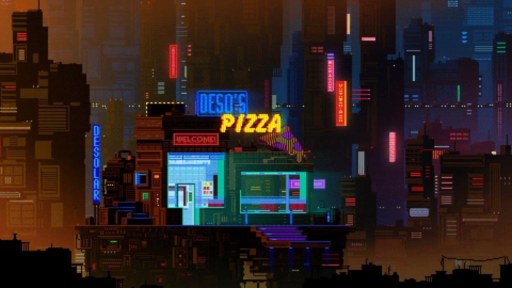 Современный пиксель-арт от Waneella. Pixel art by Waneella.
