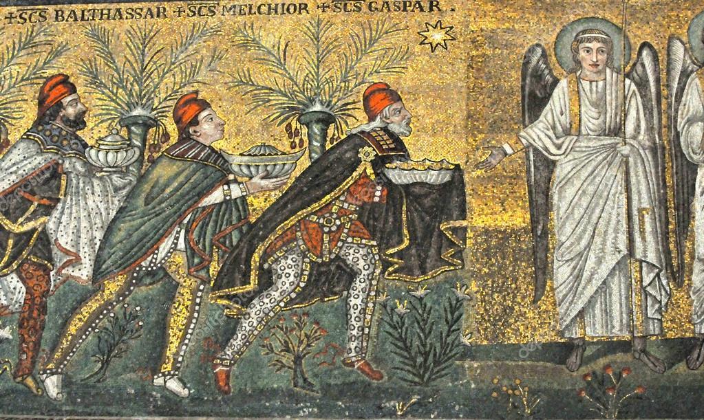 Мозаика из Равенны.