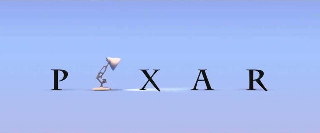 Заставка Pixar